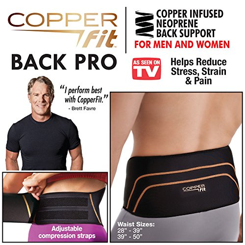 Copper Fit Brace Support Compression product image