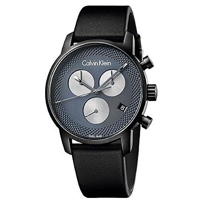 Calvin Klein Mens City Watch - K2G177C3