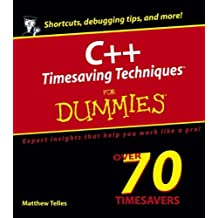 C++ Timesaving Techniques For Dummies