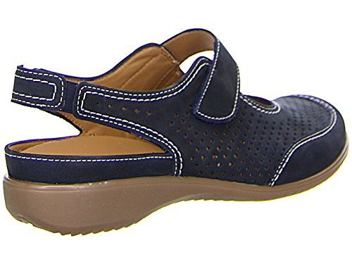 Sandaler 1232725 Kvinners 14 Blå Mote Ara PqRIw5q