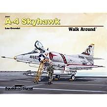 A-4 Skyhawk Walk Around