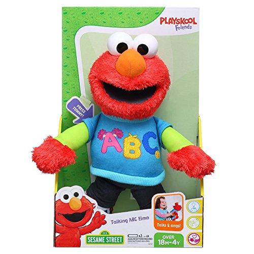 Hasbro HSBC2721 SES - Talking ABC Elmo Plush Toys - 2 Count