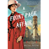 A Front Page Affair (Kitty Weeks Mystery Book 1)