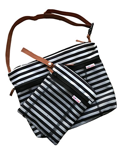Perfect beach/potty training bags!
