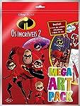 Disney - Mega Art Pack - Os Incríveis 2
