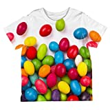 jelly bean tshirt - Halloween Jelly Beans All Over Toddler T Shirt Multi 2T
