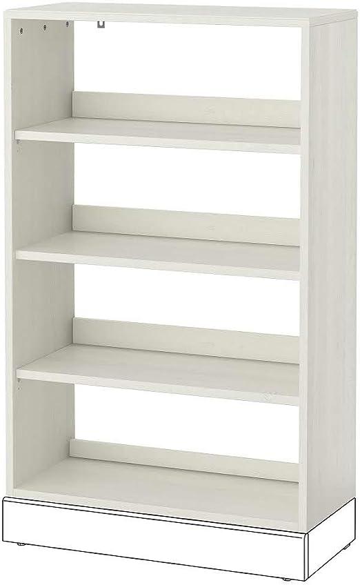 IKEA ASIA HAVSTA - Estantería (81 x 123 x 35 cm), color blanco: Amazon.es: Juguetes y juegos
