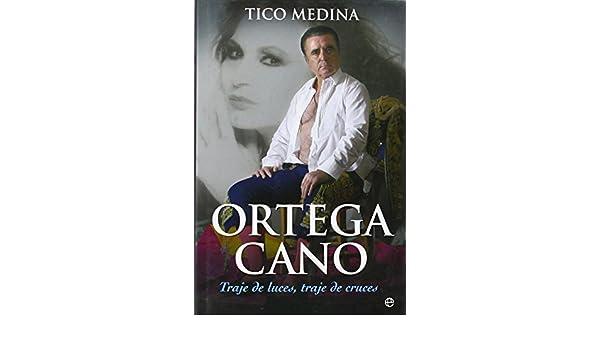 Ortega Cano : traje de luces, traje de cruces: Tico Medina ...