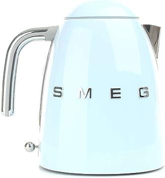 SMEG Calentador de Agua electrico, hervidor KLF03PBEU, 2400 W, 1.7 ...