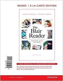 Blair reader 8th edition