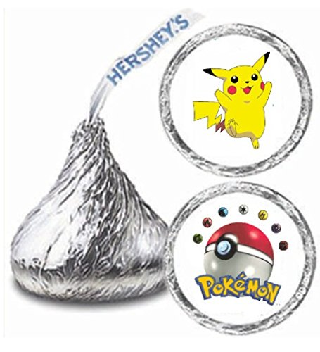 216-pokemon-hershey-kiss-stickers-labels-party-favors