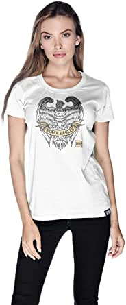 Creo Black Eagles T-Shirt For Women - S