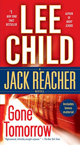 (Gone Tomorrow (Jack Reacher))
