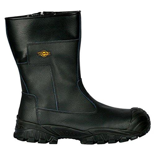 Cofra BA 038-000.W47 taglia 47 S3 SRC, CI» o «le scarpe di sicurezza, colore: nero