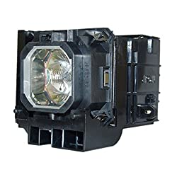 Kingoo Excellent Projector Lamp For Nec Np2200 Np06lp 60002234 Np06lp Replacement Projector Lamp Bulb With Housing