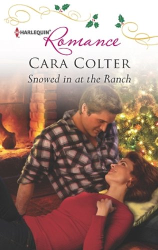 book cover of Snowed in at the Ranch