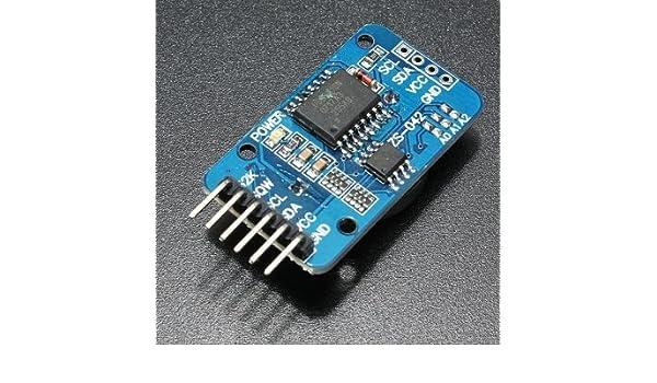 De alta precisión Souked DS3231 AT24C32 IIC módulo de para ...