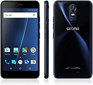 Geotel Note - 5.5 Inch Android 6.0 Metal Imprimir Smartphone 3GB ...