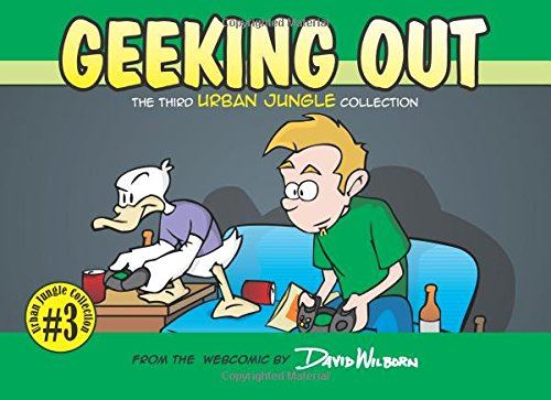 Download Geeking Out: The Third Urban Jungle Collection pdf