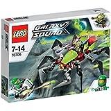 LEGO Galaxy Squad - 70706 - Jeu de Construction - La Capture de l'araignée