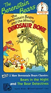 Amazon.com: The Bears Christmas [VHS]: Hugh Foulds, Allan McFee ...