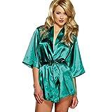 V-neck Chemise Babydoll Full Slip Nightgown Nightwear Sleepwear Review and Comparison