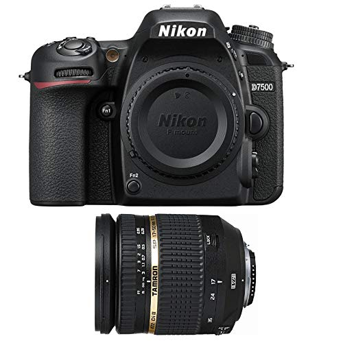 Nikon D7500 + TAMRON 17-50 VC