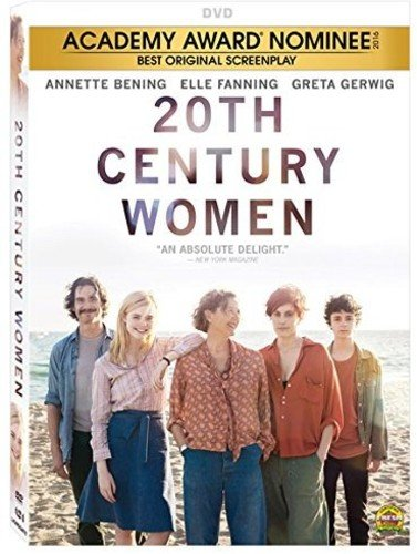 DVD : 20th Century Women (Widescreen, , Dolby, AC-3)