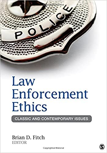 law enforcement issues essay
