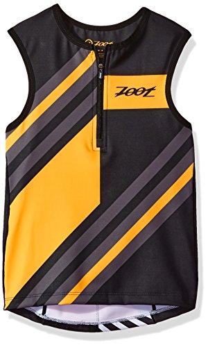 Zoot Sports Unisex Zoot Sports Protege Tri Top, Racing Stripe, - Running Sports Tri