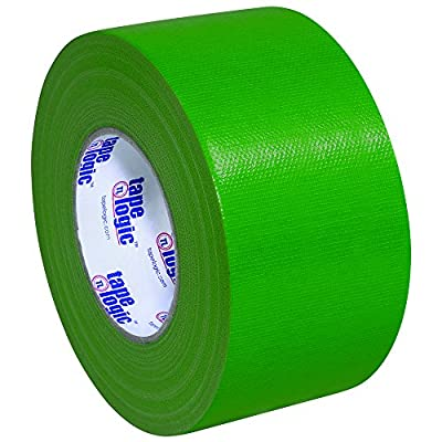 """Tape Logic T988100G 10.0 Mil Duct Tape, 3"""" x 60 yd, Green6 from Tape Logic"""