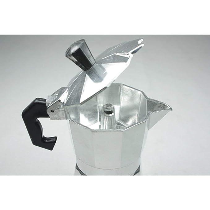 Durable Máquina de café exprés for estufa, olla Moka ...