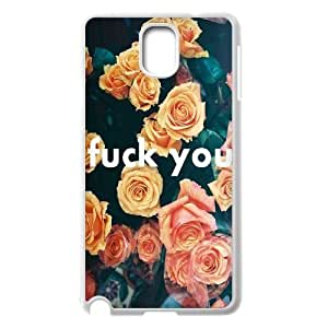 Fuck You Customized Cover Case for Samsung Galaxy Note 3 N9000,custom phone case ygtg-771850 Kimberly Kurzendoerfer