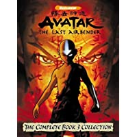 Avatar the Last Airbender: The Complete Book 3 Collection