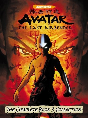 DVD : Avatar: The Last Airbender - The Complete Book Three Collection