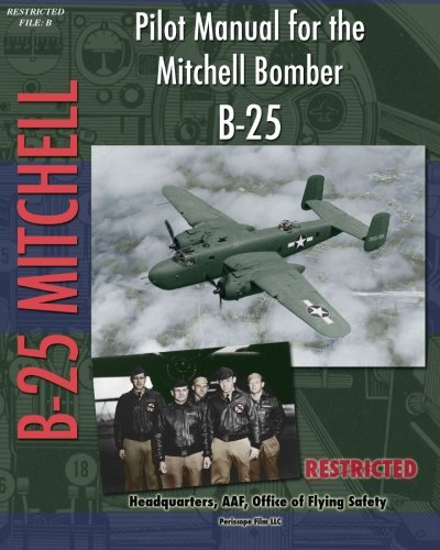 Pilot Manual for the Mitchell Bomber B-25 ()