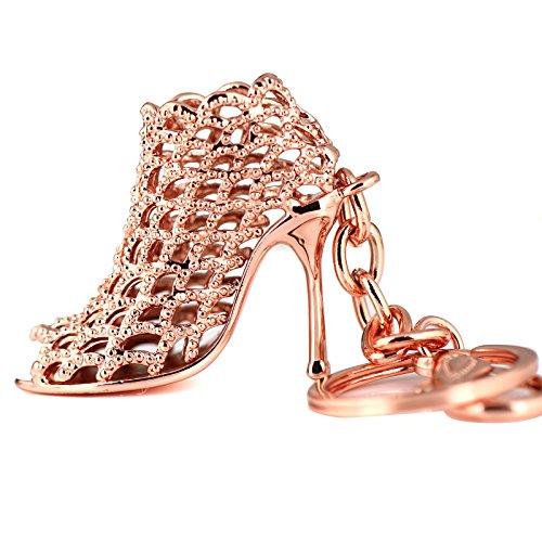 maycom High-Heeled Shoe Keychain Creative Fashion Refinement