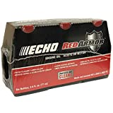 Echo OEM 2.6 oz Red Armor 2-Cycle Engine Oil 6-Pack