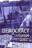 Democracy in Europe, Vivien A. Schmidt, 0199266980