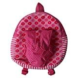 Pink Patchwork Large 18' Doll Carrier Toy Backpack (Doll NOT Included)