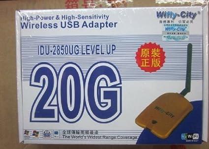 driver idu-2850ug-56g windows 7