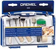 Dremel 684-01 Kit para Limpiar y Pulir, 20 Piezas