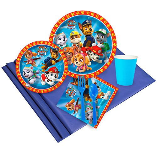 BirthdayExpress Paw Patrol Party Supplies Party Pack (24)