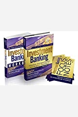 Investment Banking Set: Investment Banking/Investment Banking Workbook/Investment Banking Focus Notes (Wiley Finance) Hardcover