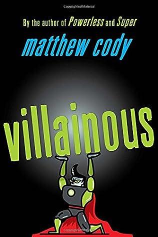 book cover of Villainous