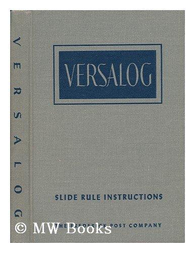 Slide Rule Manual - 9