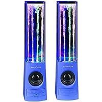 SoundSOUL Bluetooth Water Dancing Speakers Light Show...
