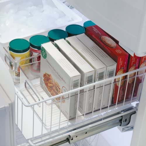 InterDesign Fridge/Freeze Binz Organizador para nevera ...