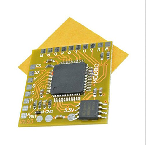 MODBO5.0 V1.93 Chip For PS2 IC/PS2 SupportHard Disk Boot NIC NEW (Best Modchip For Ps2 Slim)