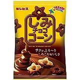 Japanese Shimi Chocolate Corn Puff Snack